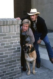 """Simon & Simon""Gerald McRaney, Jameson Parker1981 © 1981 Gene Trindl - Image 9827_0024"