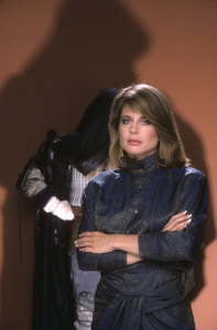 """Beauty and the Beast""Linda Hamilton1987© 1987 Mario Casilli - Image 9844_0021"
