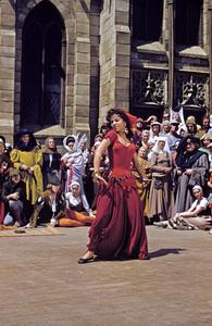"""The Hunchback of Notre Dame""Gina Lollobrigida1956 Panitalia © 1978 Al St. Hilaire - Image 9874_0002"
