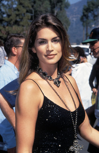 """MTV Video Music Awards""Cindy Crawford1993 / Universal Amphitheatre / Los Angeles, CA © 1993 Pablo Grosby - Image 9875_0002"