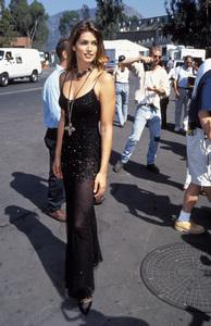 """MTV Video Music Awards""Cindy Crawford1993 / Universal Amphitheatre / Los Angeles, CA © 1993 Pablo Grosby - Image 9875_0005"