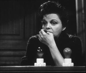 Judy GarlandFilm SetJudgment At Nuremberg (1961) © 1978 Al St. Hilaire0055031MGM - Image 9892_0004