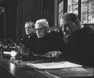 """Judgment at Nuremberg""Spencer Tracy1961 UAPhoto by Al St. Hilaire - Image 9892_0009"