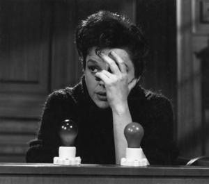 """Judgment at Nuremberg""Judy Garland1961© 1978 Al St. Hilaire - Image 9892_0024"