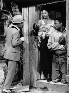 """Porgy and Bess""Sammy Davis Jr., Dorothy Dandridge, Sidney Poitier1959 Samuel Goldwyn Company** I.V. - Image 9893_0026"