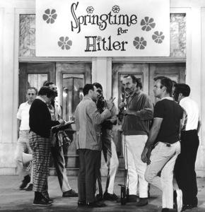 """""""The Producers""""Mel Brooks directing 1968 MGM**I.V. - Image 9899_0012"""