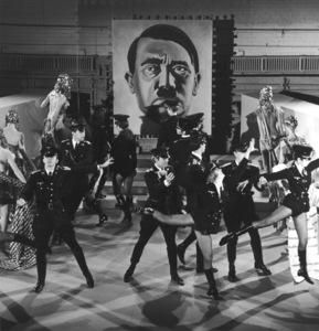 """""""The Producers""""dancers performing for """"Springtime for Hitler""""1968 MGM**I.V. - Image 9899_0016"""