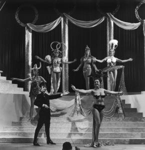 """""""The Producers""""dancers in """"Springtime for Hitler""""1968 MGM**I.V. - Image 9899_0018"""