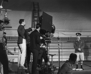 """The Producers""Mel Brooks directing1968 MGM**I.V. - Image 9899_0019"