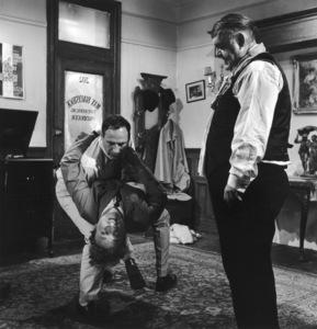 """The Producers""Dir. Mel Brooks, Gene Wilder, Zero Mostel1968 MGM**I.V. - Image 9899_0021"