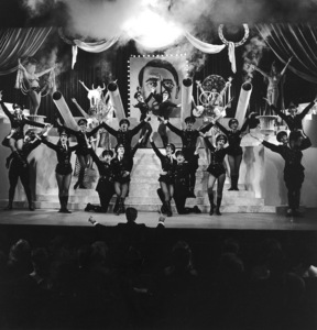 """The Producers""dancers performing in ""Springtime for Hitler""1968 MGM**I.V. - Image 9899_0027"