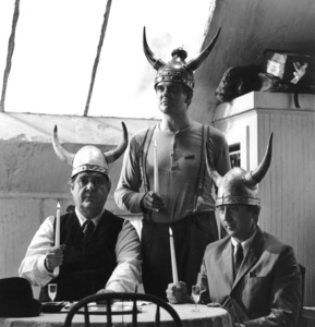 """The Producers""Kenneth Mars, Gene Wilder, Zero Mostel1968 MGM**I.V. - Image 9899_0028"
