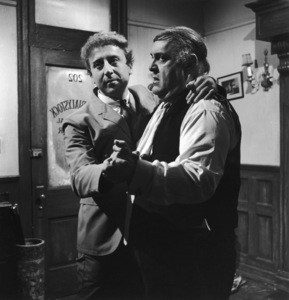 """The Producers""Gene Wilder, Zero Mostel1968 MGM**I.V. - Image 9899_0031"