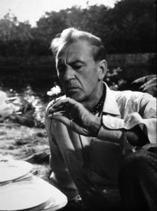 """""""Love In The Afternoon""""Gary Cooper1957 Allied Artists / MPTV © 1978 Al St. Hilaire - Image 9902_0015"""