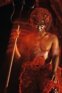 """The Devil and Max Devlin""Bill Cosby1981© 1981 Bud Gray - Image 9934_0003"