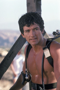 """Man from Atlantis""Patrick Duffy1977** H.L. - Image 9944_0007"