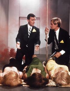 """Man from U.N.C.L.E.""Robert Vaughn, David McCallum1966 - Image 9948_0002"
