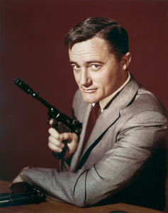 """The Man from U.N.C.L.E.""Robert Vaughn1966 - Image 9948_0004"
