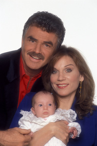 """Evening Shade""Burt Reynolds, Marilu Henner1990 © 1990 Mario Casilli - Image 9951_0013"