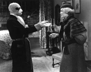 """The Invisible Man""Claude Rains & Gloria Stuart1930 Universal**I.V. - Image 9956_0012"