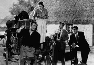 """""""The Quiet Man""""John Wayne and Maureen O"""