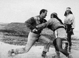 """Hondo,"" Warner Bros. 1953.John Wayne © 1978 Bud Fraker - Image 9960_0019"