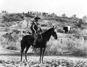 """Hondo""John Wayne1953© 1978 Bud Fraker - Image 9960_0026"