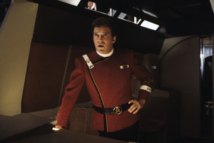 """Star Trek II: The Wrath of Khan""William Shatner1982© 1982 Gene Trindl - Image 9963_0016"