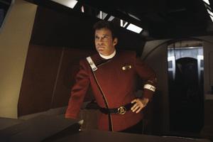"""Star Trek II: The Wrath of Khan""William Shatner1982© 1982 Gene Trindl - Image 9963_0017"