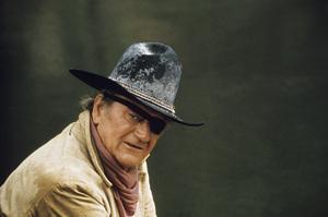 """Rooster Cogburn""John Wayne1975 Universal Pictures © 1978 David Sutton - Image 9967_0017"