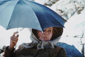 """Rooster Cogburn""Katharine Hepburn on location 1975 Universal © 1978 David Sutton - Image 9967_0020"