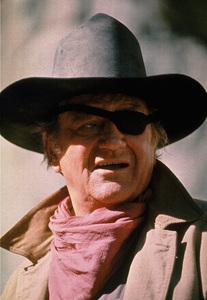 """Rooster Cogburn,"" John WayneUniversal 1974. © 1978 David Sutton - Image 9967_0040"
