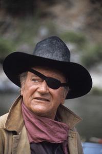 """Rooster Cogburn"" John Wayne1974 © 1978 David Sutton - Image 9967_0042"