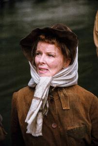 """Rooster Cogburn,"" Universal 1974.Katharine Hepburn © 1978 David Sutton - Image 9967_0065"