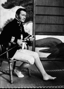 """The Barbarian and the Geisha,""John Wayne20th Century Fox 1958. - Image 9976_0001"