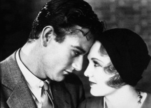 """Hurricane Express"" (serial), Mascot Picture Corp. 1931.  John Wayne and Shirley Grey. - Image 9979_0002"