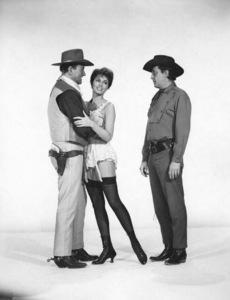 """El Dorado""John Wayne, Charlene Holt, Robert Mitchum1966 Paramount Pictures** I.V. - Image 9980_0006"