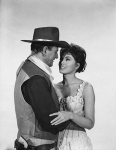 """El Dorado""John Wayne, Charlene Holt1966 Paramount Pictures** I.V. - Image 9980_0013"
