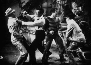 """Seven Sinners,"" Universal 1940.John Wayne and Broderick Crawford. - Image 9982_0001"
