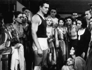 """Girls Demand Excitement,"" John Wayne20th Century Fox 1931. - Image 9985_0001"