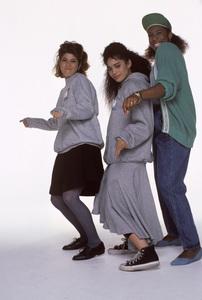 """A Different World""Marisa Tomei, Dawnn Lewis, Lisa Bonet1987© 1987 Mario Casilli - Image 9987_0006"