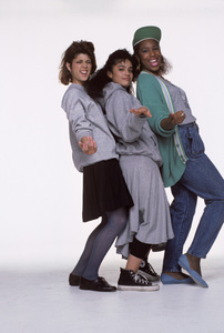 """A Different World""Marisa Tomei, Dawnn Lewis, Lisa Bonet1987© 1987 Mario Casilli - Image 9987_0018"