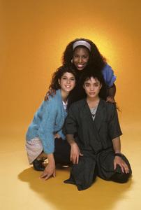"""A Different World""Marisa Tomei, Dawnn Lewis, Lisa Bonet1987© 1987 Mario Casilli - Image 9987_0022"