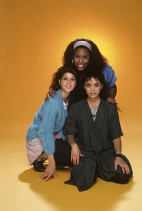 """A Different World""Marisa Tomei, Dawnn Lewis, Lisa Bonet1987© 1987 Mario Casilli - Image 9987_0022"