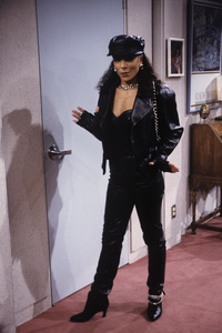"""A Different World"" (Episode: A Prisoner of Love)Jasmine Guy1992© 1992 Gene Trindl - Image 9987_0039"
