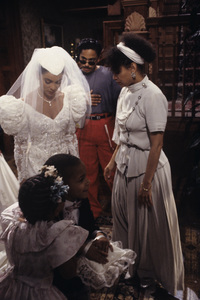 """A Different World"" (Episode: Save the Best for Last)Jasmine Guy1992© 1992 Gene Trindl - Image 9987_0040"