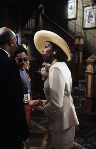 """""""A Different World"""" (Episode: Save the Best for Last)Diahann Carroll1992© 1992 Gene Trindl - Image 9987_0082"""