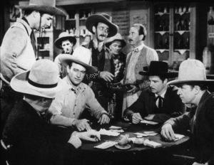 """Born to the West,"" John WayneParamount 1937. - Image 9991_0001"