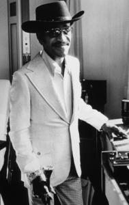 Sammy Davis, Jr. in Los Angeles, 1975. © 1978 Ulvis AlbertsMPTV - Image 9_501