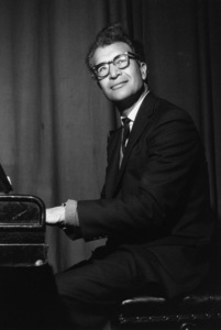 Dave Brubeck1962Photo by Brian Foskett © National Jazz Archive - Image FOS_00109